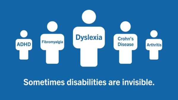 Invisibly Disabled