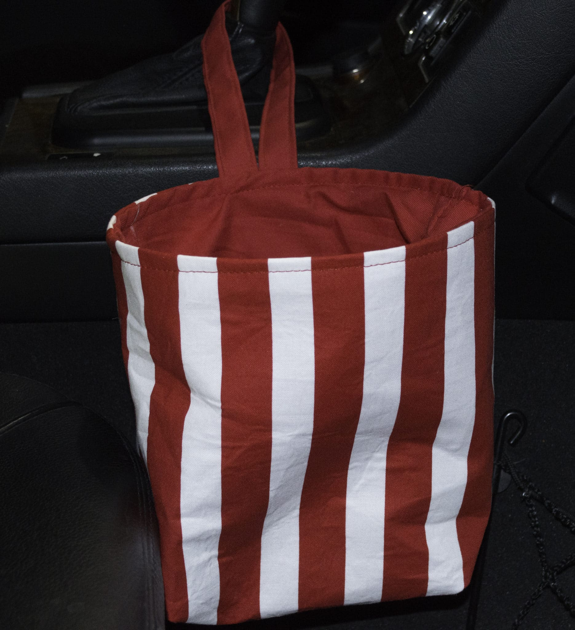Easy Diy Car Trash Bag Sew Very Crafty